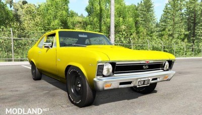 BeamNg – Chevrolet Nova SS 1968 v 0.5b [0.8.0], 1 photo